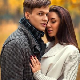 Даниил и Екатерина