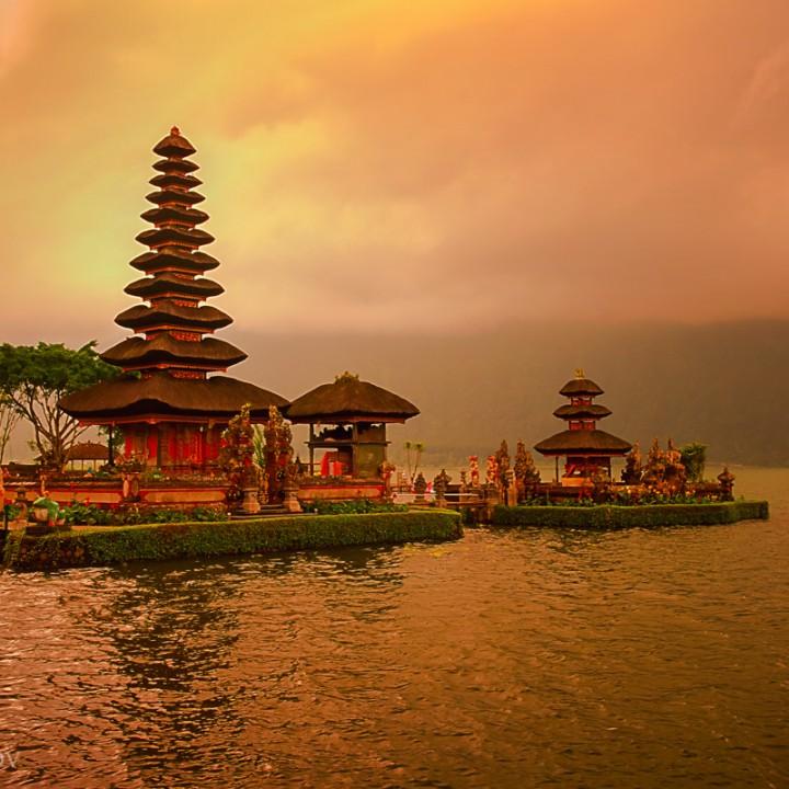 Отчет о поездке на Бали. Май, 2014.