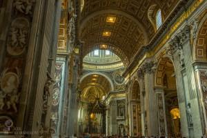 Фотограф в Ватикане